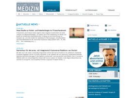 kosmetischemedizin-online.de