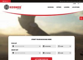 kosmos-carrental.com