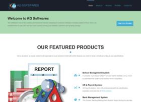 kosoftwares.com