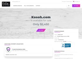 kosoh.com