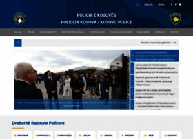 kosovopolice.com