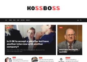 kossboss.com