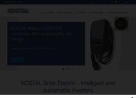 kostal-solar-electric.com