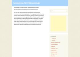 kostenlose-schnittmuster.de