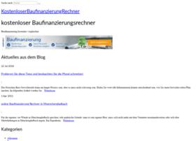 kostenloser-baufinanzierung-rechner.de