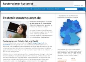 kostenlosroutenplaner.de