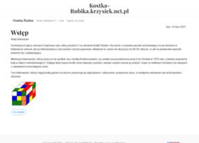kostka-rubika.krzysiek.net.pl