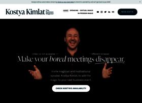 kostyakimlat.com