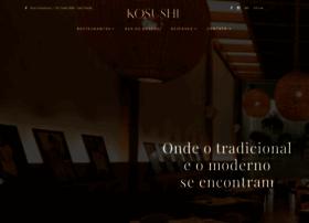kosushi.com.br