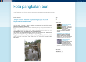 kotapangkalanbun.blogspot.com