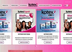 kotex.mx