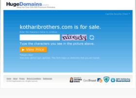 kotharibrothers.com