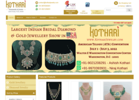 kotharijewelry.com