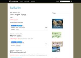 kotkotin.vuodatus.net