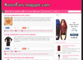 kotonfans.blogspot.com