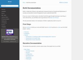 kotti.pylonsproject.org