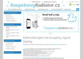 koupelnovyradiator.cz