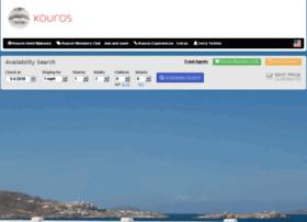 kouros.reserve-online.net