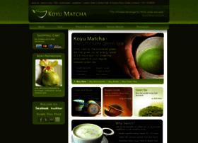 koyumatcha.com