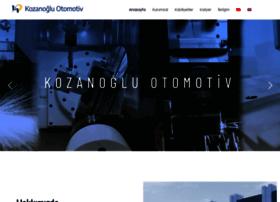 kozanoglu.com.tr