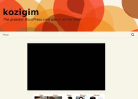 kozigim.wordpress.com