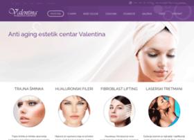 kozmetickisalonvalentina.com