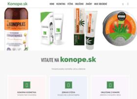 kozmetikazkonope.sk