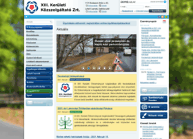 kozszolgaltato.bp13.hu