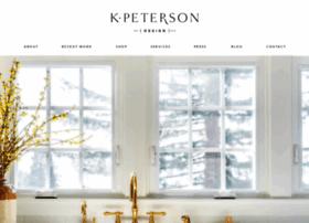 kpetersondesign.com