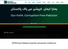 kpitb.gov.pk