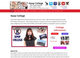 kpopcollege.com