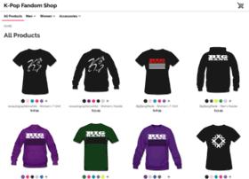kpopfandomshop.spreadshirt.com