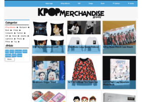 kpopmerchandiseworld.com