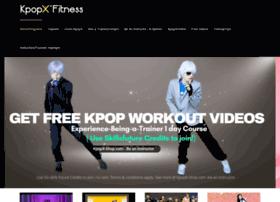 kpopxfitness.com