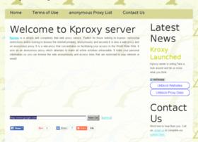 kproxy.info