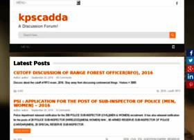 kpscadda.com