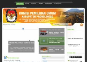 kpu.probolinggokab.go.id