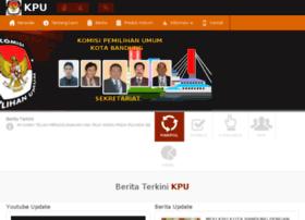 kpud-bandungkota.go.id