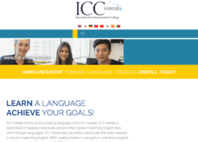 kr.icchawaii.edu