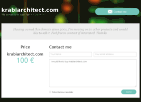 krabiarchitect.com