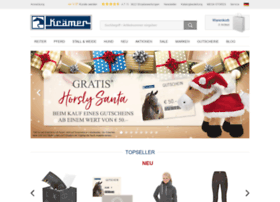 kraemer-pferdesport.com