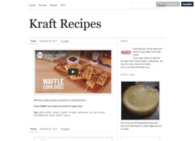kraftrecipes.tumblr.com