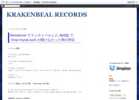 krakenbeal.blogspot.com