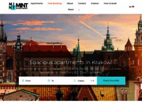 krakow-apartment.com