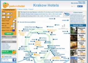 krakow-hotels.co.uk