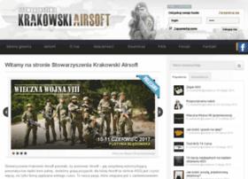 krakowskiairsoft.pl