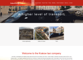 krakowtaxi4u.com