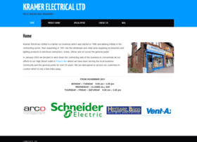 kramerelectrical.co.uk