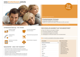 krankenkassen.website