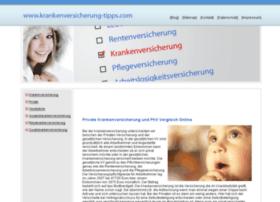 krankenversicherung-tipps.com